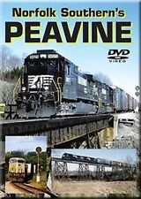 Norfolk Southern's Peavine 1 Greg Scholl DVD NEW