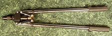 "24"" Heavy Duty BIG 1/4"" RIVET GUN Tubular Handles with PVC Grips Steel Riveter"
