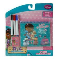 New Doc Mcstuffins Personalized Kids Stationery Set - 5 Pieces
