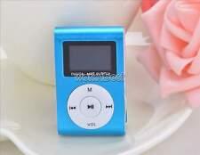 Mini Ultra MP3 Media Player FM Radio Support 2G 4G 8G 16G 32G SD TF Card