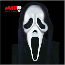 Officiel scream ghostface mask-costume halloween effrayant! sous licence funworld