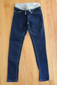 """Justice Jeans Super Skinny Mid Rise """"Soft & Stretchy"""" Knit Waist Jeans"""