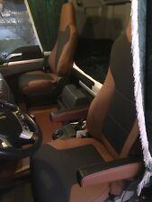 Sitzbezüge LKW MAN TGX / TGS  Komplettset. Stoff / Kunstleder Neu Form