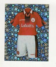 figurina MERLIN'S PREMIER LEAGUE 97 NUMERO 358 FOREST DIVISA