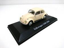 Volkswagen Coccinelle 1:43 - LES VOITURES MYTHIQUES ATLAS CHAPATTE DIECAST 004