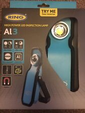 Ring COB LED Inspection lamp A13 Al3 Magnetic Rechargeable RIL5300HP 6000K