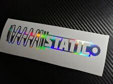 OIL SLICK Static Sticker Decal JDM VDUB Drift Show Stance Low Flush Euro EDM