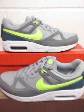 Zapatillas deportivas de hombre Nike Air color principal gris sintético