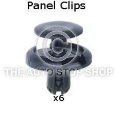 Verkleidung Klammer Toyota reichen inc: Porte/Ractis/Verso 6 stück Teile 11782to