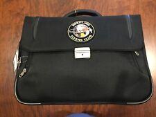 Black, made by Samsonite Rare Breitling Flyers Club Briefcase,