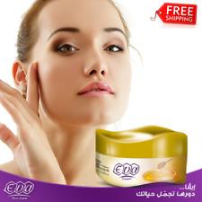 EVA Skin Care Cream with Honey for Normal Skin Moisturizer Soft Healthy 6oz 170g