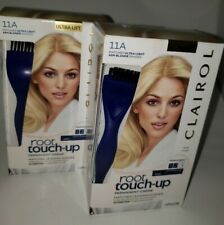 2 boxes Clairol  Root Touch-up 11A Ultra Lift