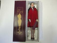 """Tonner Doll Complete Tyler Wentworth 16"""" Tall CITY IN STYLE CARRIE"""