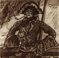 LA SIRÈNE DE KERDREN Guy Arnoux Marcelle Tinayre L'Illustration 1924 Finistère *