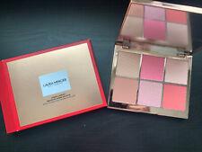 LAURA MERCIER Cheek Canvas Delicate Blush Palette Ginger Rose Pink Limited Ed