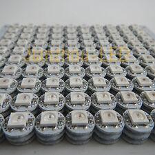 NEW 50PCS RGB 1-LED PCB Board WS2812B IC (10mm * 3mm) DC 5V SMD 5050 Led light