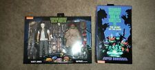 NECA Super Shredder & Casey Jones Raphael In Disguise Bundle Teenage Mutant TMNT