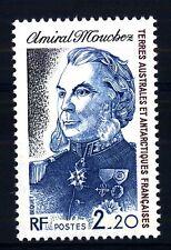 TAAF - 1987 - Omaggio all'Ammiraglio Mouchez