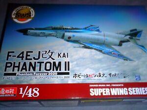 ZOUKEI-MURA 1/48 SCALE JAPANESE AIR FROCE F4EJ KAI PHANTOM II LIMITED ED NO.11