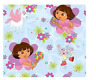 Dora The Explorer Mask Crafting Cotton Fabric DIY By The Yard 72ftx43ft