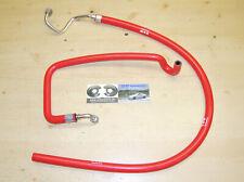Wasserschläuche *NEU* OPEL Calibra Turbo C20LET 2 x Silikonschlauch Turbolader r