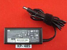 ORIGINALE HP Compaq PPP009L 65W 19V Alimentatore #kp-485
