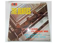 The Beatles-PLEASE PLEASE ME-LP UK MONO-PMC 1202