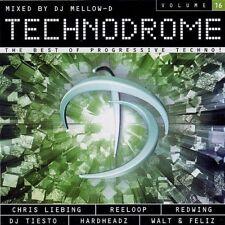 Technodrome 16 (2003) John Starlight, Ricky Le Roy, Deichkind, Dj Tiest.. [2 CD]