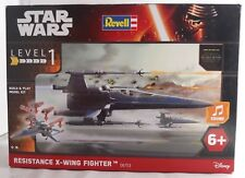 Revell Star Wars 06753 Resistance X-Wing Fighter Model Kit