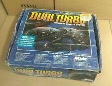 Acclaim Dual Turbo Wireless Controllers Sega Mega Drive Boxed Vintage