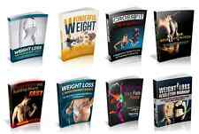 100 Weight Loss & Fitness eBooks With Resell Rights ( Only 10 ¢ per Book )   PDF