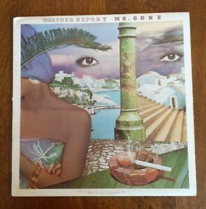 ( WEATHER REPORT- Mr. Gone)-G1-LP