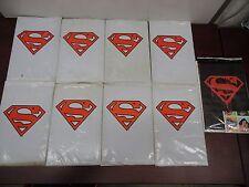 Lot of 9 The Adventures of Superman #500 White Bag DC Comics & Superman #75 [5D]