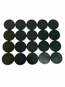 Lot Of 20 - 40mm Round Bases For Warhammer 40k & AoS Bitz Heavy Gear