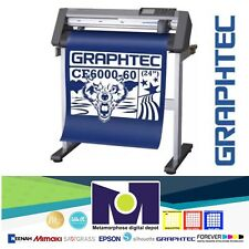 "24"" Graphtec CE6000-60 PLUS Vinyl Cutter/Plotter FREE DELIVERY"