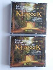 5 CD´s Musikalische Reise durch die Welt der Klassik Das Beste Klassische Musik