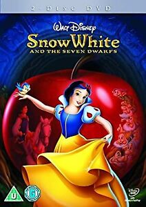 Snow White And The Seven Dwarfs (2 Disc Platinum Edition) [DVD], , Used; Good DV