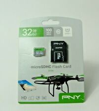 Pny 32gb Prime Micro Sd Card Drone