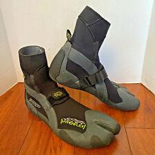 Hyperflex AMP 5mm Split Toe Booties Water Boots Reef Shoes Men's US 11 Neoprene