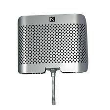 Nowsonic Studio Screen Acoustic Shield Microphone Reflexionsabsorber Mikrofone