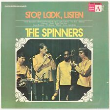 Stop, Look, Listen   The Spinners Vinyl Record