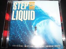 Step Into Liquid Original Motion Picture Soundtrack CD – Like New