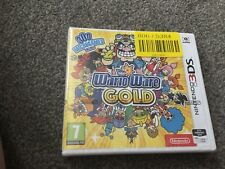 Nintendo 3ds Warioware Gold Game , Brand New & Sealed