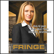 Fridge Fun Refrigerator Magnet FRINGE Fox TV Show - Anna Torv Olivia Dunham v: A