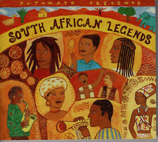 Putumayo-South African Legends