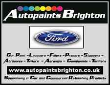 Ford Diamond White Solid 2K 2 Pack Car Paint 2.5L