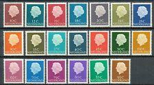 Nederland  617 - 636 postfris