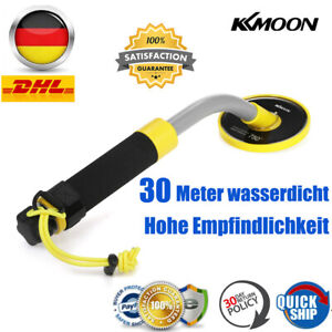 KKmoon Hohe Sensibilität Metalldetektor Handheld Pinpointer Gold Jagd B6J2