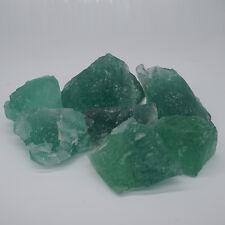 1/2 lb Large Fluorite Natural Rough Raw Crystal Point Stones Healing Gemstones