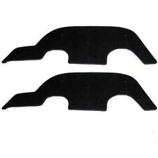 1966 Chevrolet Chevelle El Camino A-Arm Seal inner fenders with staples 2 pc